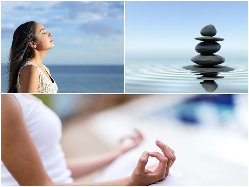 Tankene dine er det viktige:  Hvordan bruke mindfulness i din daglige hudpleierutine - voyaorganics.no